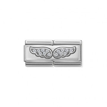 Nomination Nomination - 330732/01 Double Rich Angel Wings