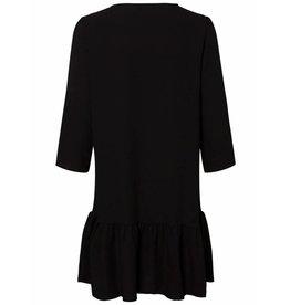 Pieces Pieces PC Britney Midi Dress Black
