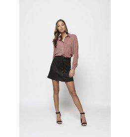Lofty Manner Lofty Manner Skirt Makayla Black