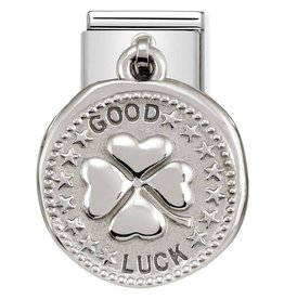 Nomination Nomination - 331804/07 Charm Wishes Good Luck