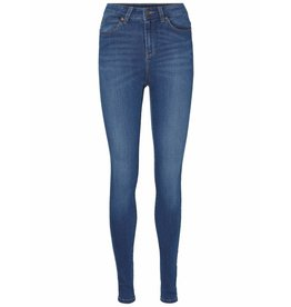 Noisy May Noisy May NM Lexi HR Dark Blue Denim Jeans