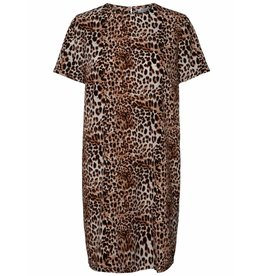 Pieces Pieces PC Binea Leopard Dress