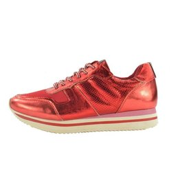Fabs Shoes Fabs Sneakers Rood