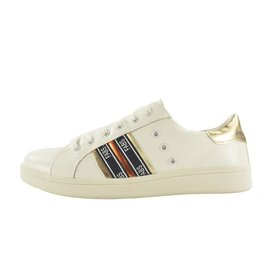 Fabs Shoes Fabs Sneakers Goud