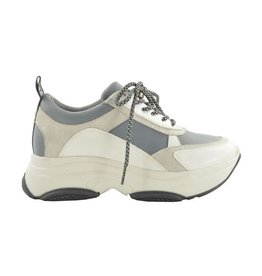 Fabs Shoes Fabs Dad Sneaker Wit