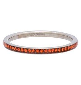 iXXXi Jewelry iXXXi Jewelry Vulring 2mm Zirconia Sun