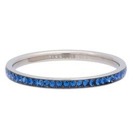 iXXXi Jewelry iXXXi Jewelry Vulring 2mm Zirconia Capri Blue