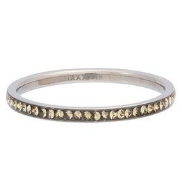 iXXXi Jewelry iXXXi Jewelry Vulring 2mm Zirconia Blond Flare