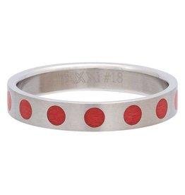 iXXXi Jewelry iXXXi Jewelry Vulring 4mm Round Red