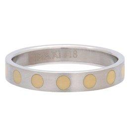 iXXXi Jewelry iXXXi Jewelry Vulring 4mm Round Yellow