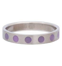 iXXXi Jewelry iXXXi Jewelry Vulring 4mm Round Purple