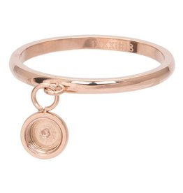 iXXXi Jewelry iXXXi Jewelry Vulring 2mm Top Part Base Dancing Rosé