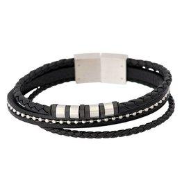 iXXXi Men iXXXi Men Bracelet Leather Hunter
