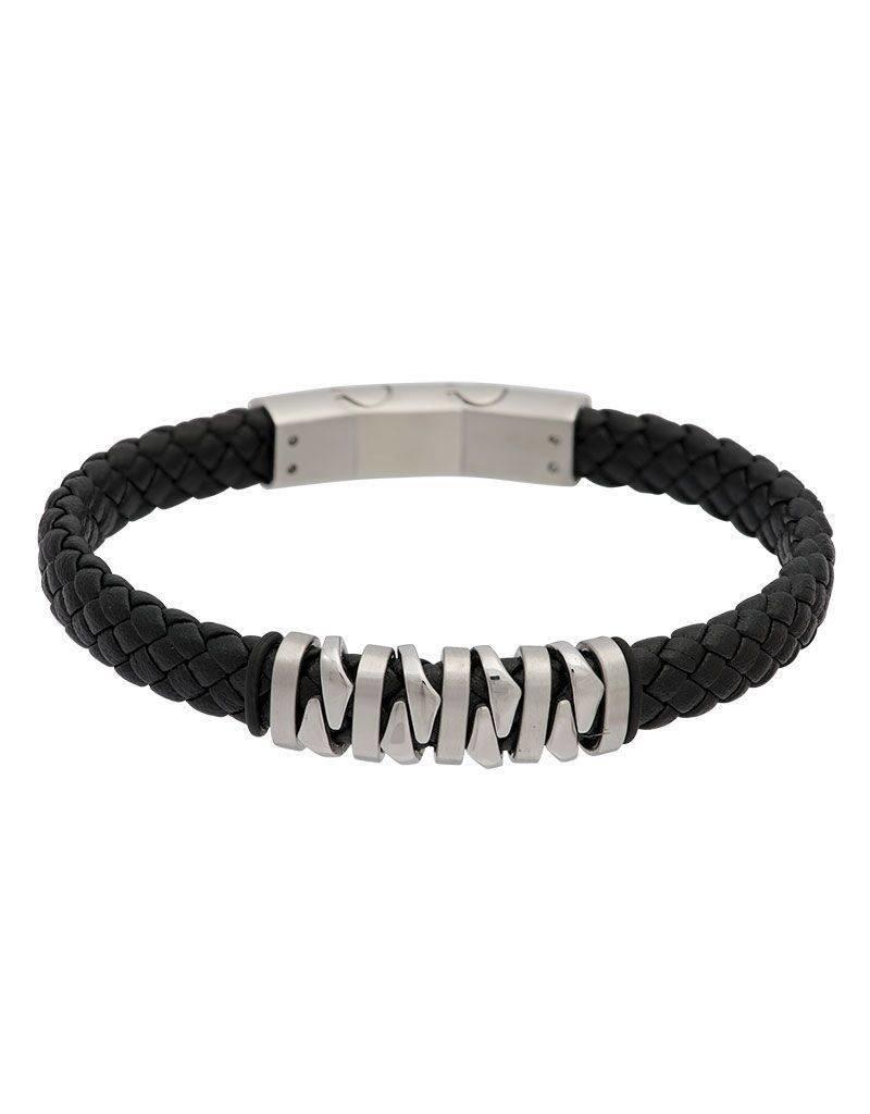 iXXXi Men iXXXi Men Bracelet Leather Bob 20.5cm