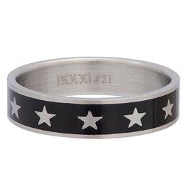 iXXXi Men iXXXi Jewelry Men Big Star Mat 6mm