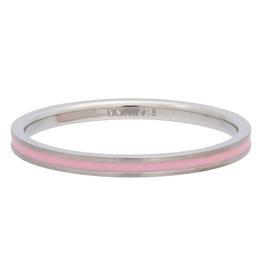 iXXXi Jewelry iXXXi Jewelry Vulring 2mm Line Pink