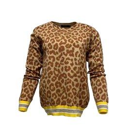 Leo Sweater Yellow