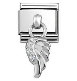 Nomination Nomination 331800/06 Charms Silver Wing