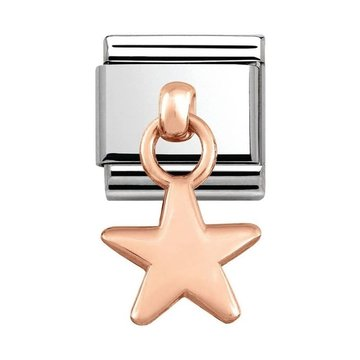 Nomination Nomination 431800/05 Charms Star 9k Rosé