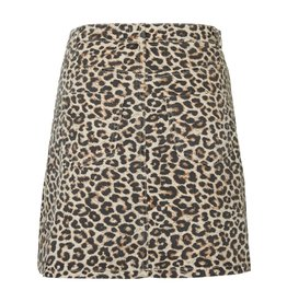 Pieces Pieces PC Sky Leopard Skirt