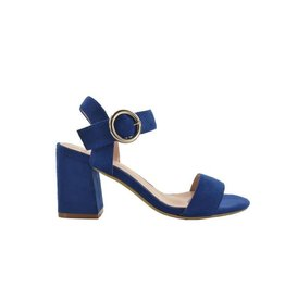 Fabs Shoes Fabs Sandals Royal Blue