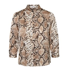 Pieces Pieces PC Celinen Snake Blouse