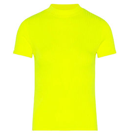 Sisters Point Sisters Point T-Shirt Cello Neon Yellow