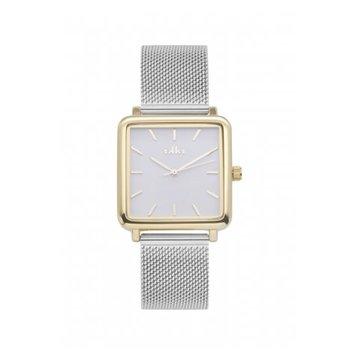 iKKi Horloges Ikki Tenzin TE10 Goud-Zilverkleurig