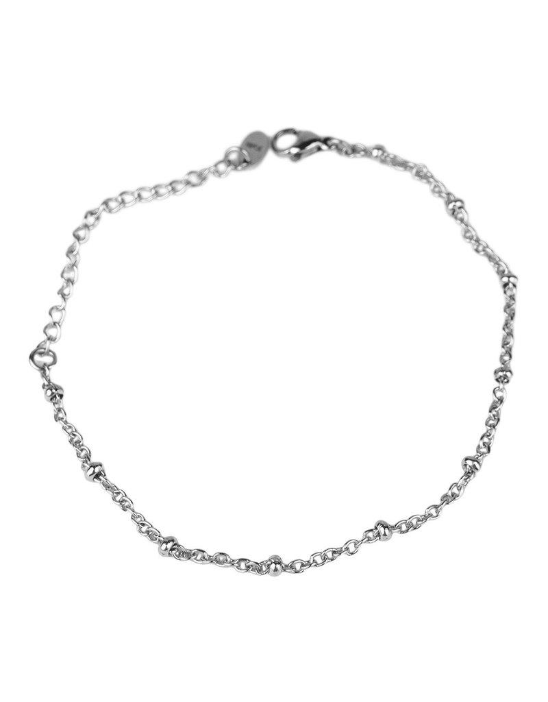 Kalli Kalli Bracelet 2538 Zilverkleurig