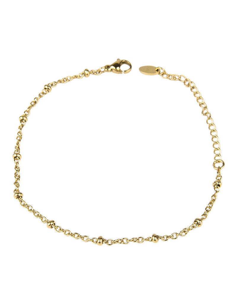 Kalli Kalli Bracelet 2538 Goudkleurig