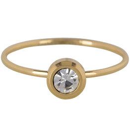 Charmin*s Charmin's R489 Stylish Bright Gold Steel