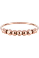 Charmin*s Charmin's R518 Palm Rosé Gold Steel