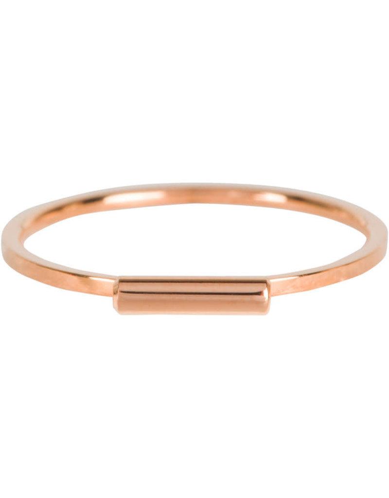Charmin*s Charmin's R522 Tube Rosé Gold Steel