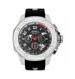 Kyboe! Horloges Kyboe TROOP SILVER STONE TRS-001 48mm