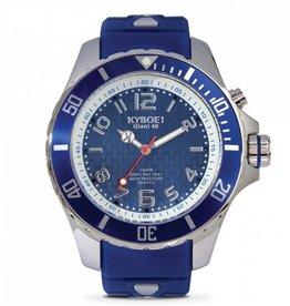 Kyboe! Horloges Kyboe SILVER SEA KY-008 48 mm