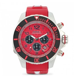 Kyboe! Horloges Kyboe CHRONO SILVER FIRE KYC-001 55 mm