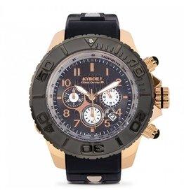 Kyboe! Horloges Kyboe CHRONO ROSE SHADOW KYCRG-004 55 mm
