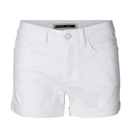 Noisy May Noisy May NM Lucy Shorts Bright White