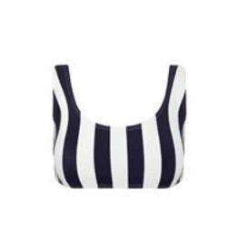 Pieces Pieces PCBea Bikini Bra Top Maritime Blue