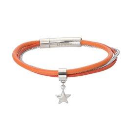 iXXXi Brace Bracelet BR129040 Zilverkleurig