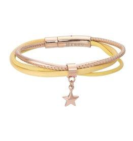 iXXXi Brace Bracelet BR129041 Rosé