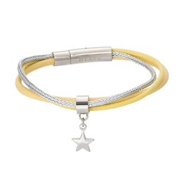 iXXXi Brace Bracelet BR129041 Zilverkleurig
