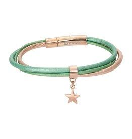 iXXXi Brace Bracelet BR129042 Rosé
