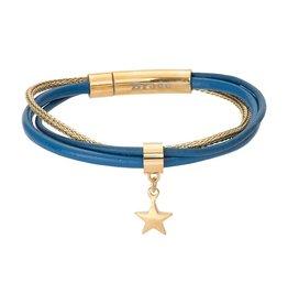 iXXXi Brace Bracelet BR129043 Goudkleurig