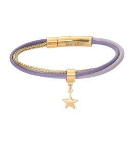 iXXXi Brace Bracelet BR129044 Goudkleurig