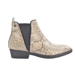 Fabs Shoes Fabs Chelsea Boots Camel