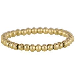 Charmin*s Charmin's R472 Gold Stretch Shiny Steel Small