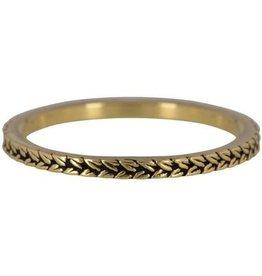 Charmin*s Charmin's R448 Gold Steel Braids
