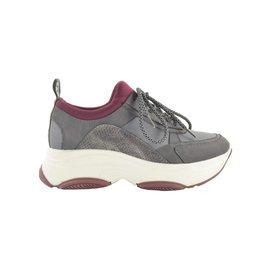 Fabs Shoes Fabs Dad Sneakers Grijs