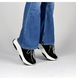 Fabs Shoes Fabs Dad Sneakers Zwart